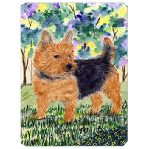 Carolines Treasures SS8218MP Norwich Terrier Mouse Pad Hot Pad & Trivet