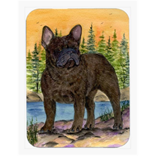 Carolines Treasures SS8597MP French Bulldog Mouse Pad & Hot Pad Or Trivet