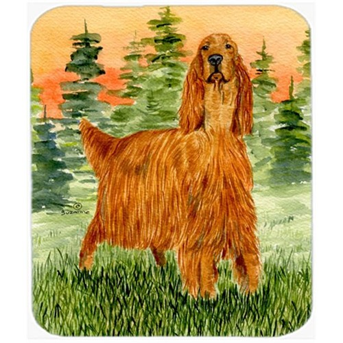 Carolines Treasures SS8625MP Irish Setter Mouse Pad Hot Pad Or Trivet