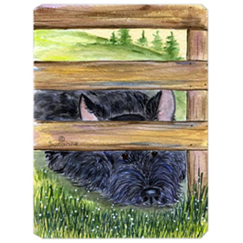Carolines Treasures SS8193MP Scottish Terrier Mouse Pad Hot Pad & Trivet