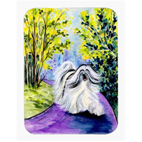Carolines Treasures SS8643MP Tibetan Terrier Mouse Pad & Hot Pad Or Trivet
