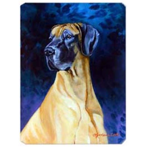 Carolines Treasures 7277MP 8 x 9.5 in. Great Dane Mouse Pad Hot Pad Or Trivet
