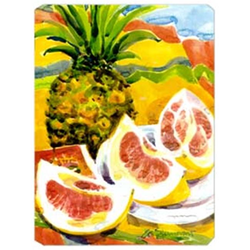 Carolines Treasures 6026MP 9.5 x 8 in. Pineapple Mouse Pad Hot Pad Or Trivet