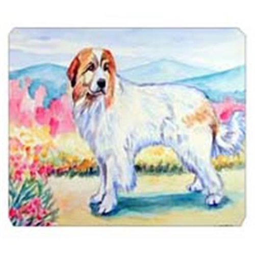 Carolines Treasures 7130MP 8 x 9.5 in. Great Pyrenees Mouse Pad Hot Pad Or Trivet
