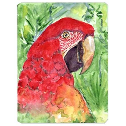 Carolines Treasures KR9006MP 9.5 x 8 in. Bird - Macaw Mouse Pad Hot Pad Or Trivet