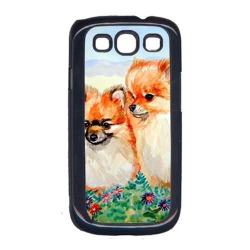 Carolines Treasures 7262GALAXYSIII Pomeranian Cell Phone Cover Galaxy S111