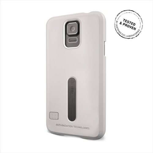 Vest Anti-Radiation Case for Galaxy S5 White