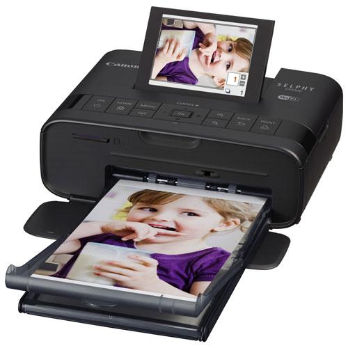 Imprimante photo sans fil Selphy CP1300 de Canon - Noir