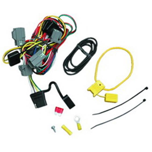 Tow Ready 118373 T-One Connector Assembly With Low-Side Switching Converter 3.98 x 5.63 x 9 in.