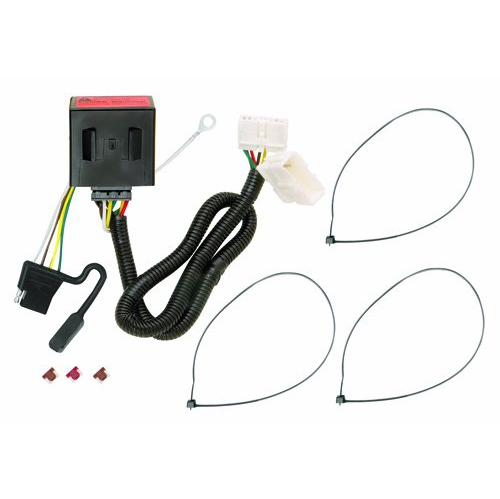 Tow Ready 118521 T-One Connector Assembly With Upgraded Circuit Protected Modulite HD Module 8.88 x 4 x 4.25 in.