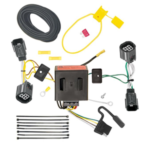 Tow Ready 118534 T-One Connector Assembly With Upgraded Circuit Protected Modulite HD Module 5.50 x 4.25 x 9 in.