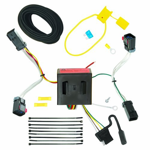 Tow Ready 118539 T-One Connector Assembly With Upgraded Circuit Protected Modulite HD Module 8 x 3.10 x 11 in.