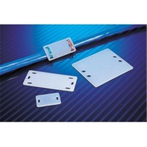 Morris 20389 Cable Marker Plates � 3.54 x 0.75 in.