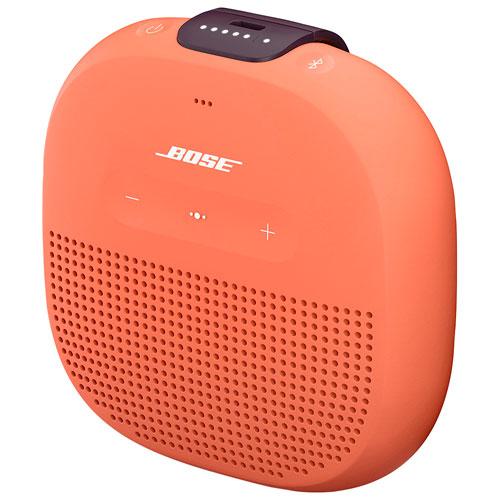 Bose SoundLink Micro Rugged Waterproof Bluetooth Speaker - Orange