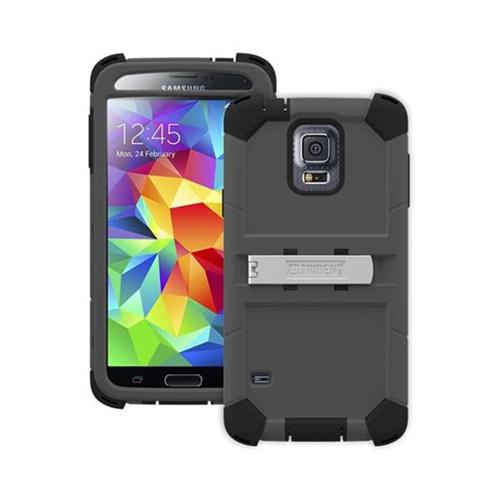 Trident Case 100101651 Grey Kraken A.M.S. Case for Samsung Galaxy S5