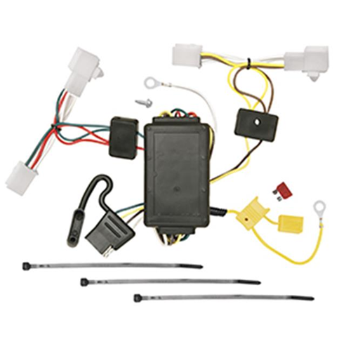 Tow Ready 118505 T-One Connector Assembly With Upgraded Circuit Protected Modulite Module 9 x 4 x 5 in.