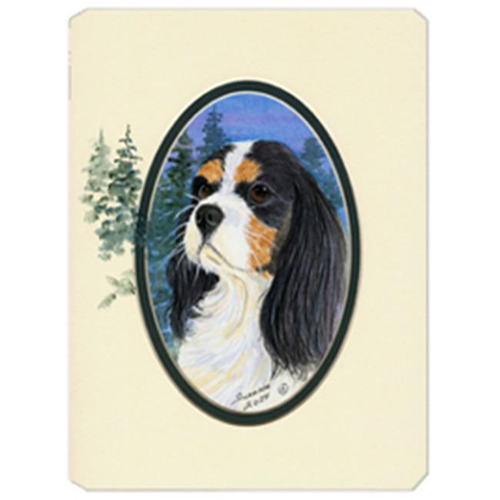 Carolines Treasures SS8036MP Cavalier Spaniel Mouse Pad Hot Pad & Trivet