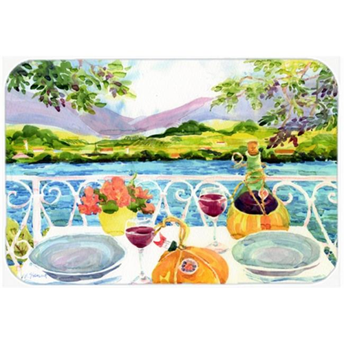 Carolines Treasures 6139MP Afternoon of Grape Delights Wine Mouse Pad Hot Pad or Trivet