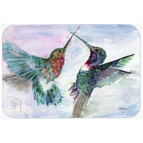 Carolines Treasures 8968MP Hummingbird Combat Mouse Pad Hot Pad or Trivet