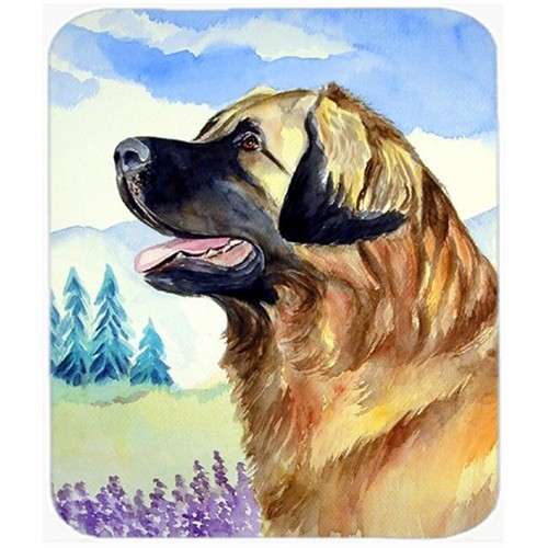Carolines Treasures 7056MP 9.5 x 8 in. Leonberger Mouse Pad Hot Pad or Trivet