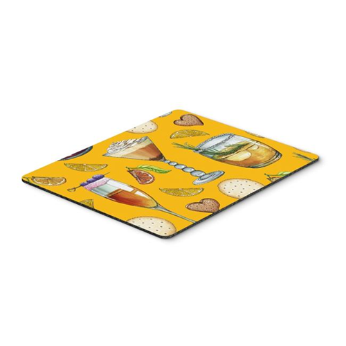 Carolines Treasures BB5202MP Drinks & Cocktails Gold Mouse Pad Hot Pad or Trivet