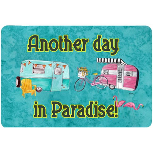 Carolines Treasures 8758MP 9.5 x 8 in. Another Day in Paradise Mouse Pad