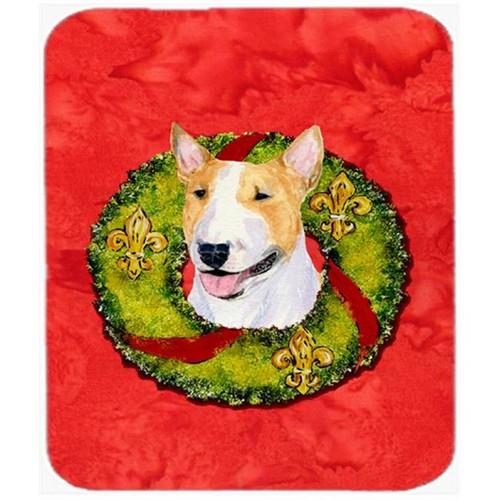 Carolines Treasures SS4185MP Bull Terrier Mouse Pad Hot Pad or Trivet