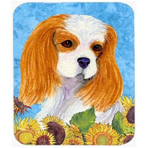 Carolines Treasures SS4161MP Cavalier Spaniel Mouse Pad Hot Pad or Trivet