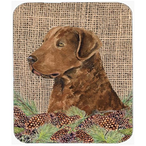 Carolines Treasures SS4108MP Curly Coated Retriever Mouse Pad Hot Pad or Trivet
