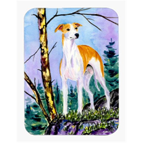 Carolines Treasures SS8662MP Whippet Mouse Pad & Hot Pad Or Trivet