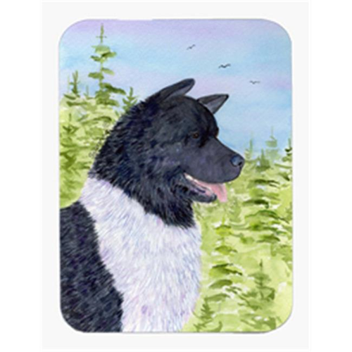Carolines Treasures SS8670MP Akita Mouse Pad & Hot Pad Or Trivet