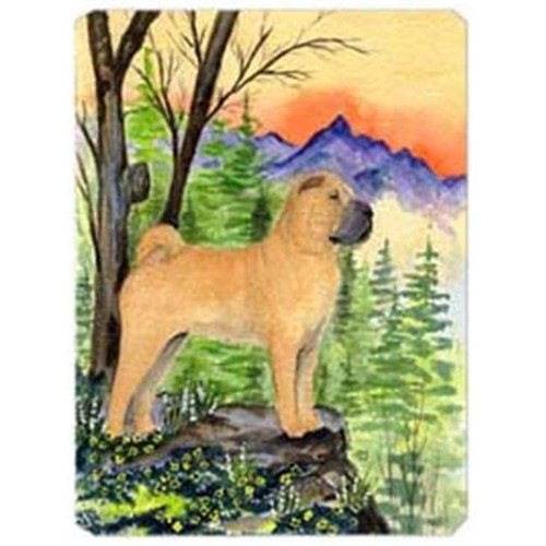 Carolines Treasures SS8324MP Shar Pei Mouse Pad
