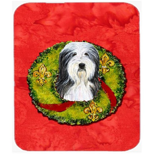 Carolines Treasures SS4186MP Bearded Collie Mouse Pad Hot Pad or Trivet