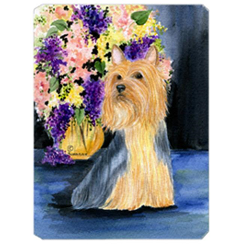 Carolines Treasures SS8293MP Silky Terrier Mouse Pad Hot Pad & Trivet