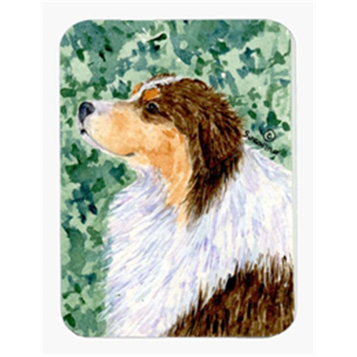 Carolines Treasures SS8738MP Australian Shepherd Mouse Pad & Hot Pad Or Trivet