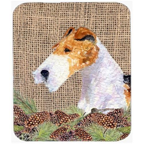 Carolines Treasures SS4069MP Fox Terrier Mouse Pad Hot Pad Or Trivet