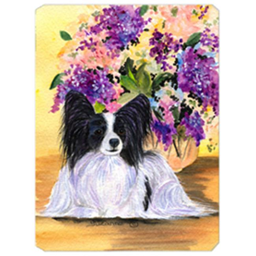 Carolines Treasures SS8288MP Papillon Mouse Pad Hot Pad & Trivet