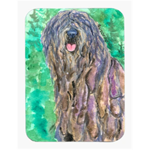 Carolines Treasures SS1048MP 8 x 9.5 in. Bergamasco Sheepdog Mouse Pad Hot Pad or Trivet