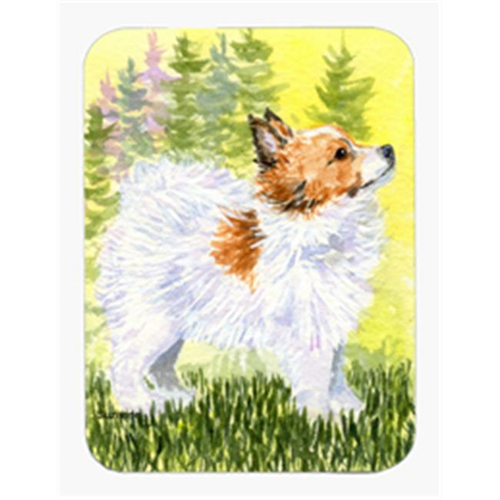 Carolines Treasures SS1029MP 8 x 9.5 in. Papillon Mouse Pad Hot Pad or Trivet