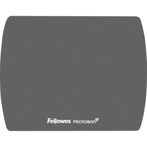 Fellowes 5908201 Anti Bacteria Ultra Thin Mouse Pad- Graphite