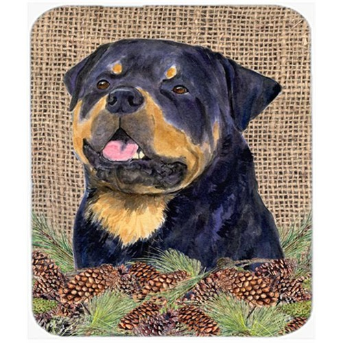 Carolines Treasures SS4059MP Rottweiler Mouse Pad Hot Pad Or Trivet