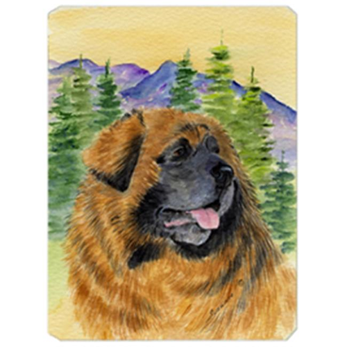 Carolines Treasures SS8202MP Leonberger Mouse Pad Hot Pad & Trivet