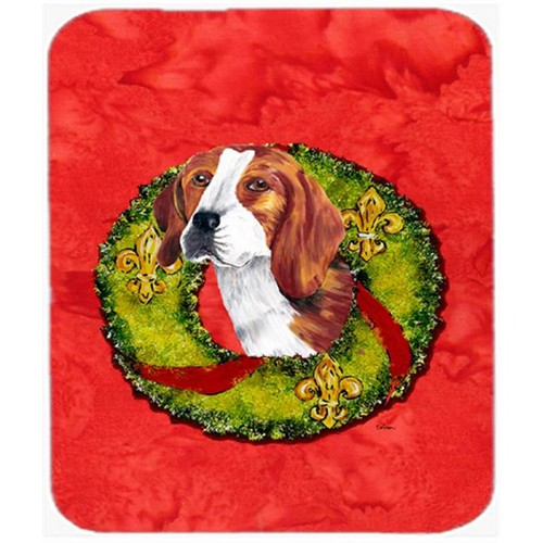 Carolines Treasures SC9101MP Beagle Mouse Pad Hot Pad Or Trivet