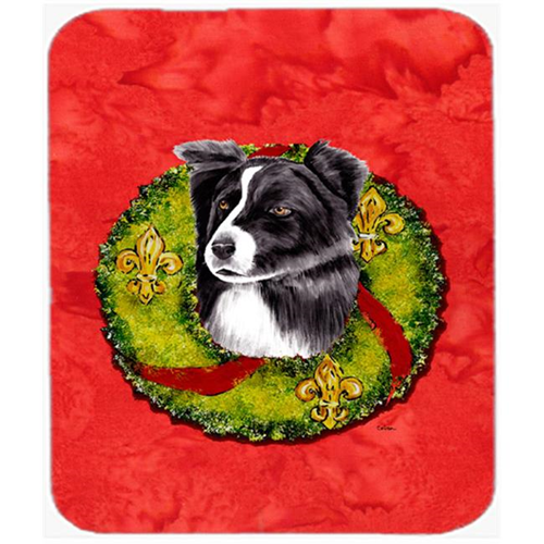 Carolines Treasures SC9104MP Border Collie Mouse Pad Hot Pad Or Trivet