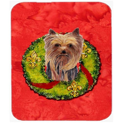 Carolines Treasures SC9094MP Yorkie Mouse Pad Hot Pad Or Trivet