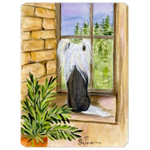 Carolines Treasures SS8121MP Chinese Crested Mouse Pad Hot Pad & Trivet