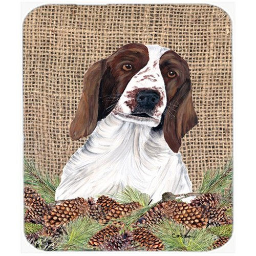 Carolines Treasures SC9043MP Welsh Springer Spaniel Mouse Pad Hot Pad Or Trivet