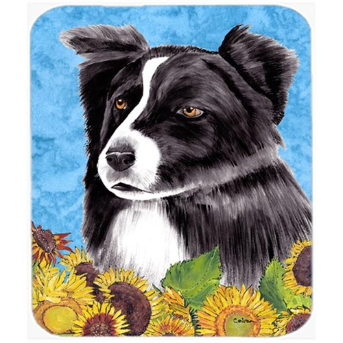 Carolines Treasures SC9071MP Border Collie Mouse Pad Hot Pad Or Trivet