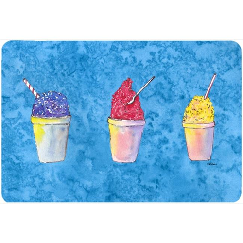 Carolines Treasures 8780MP 9.5 x 8 in. Snowballs Mouse Pad Hot Pad Or Trivet