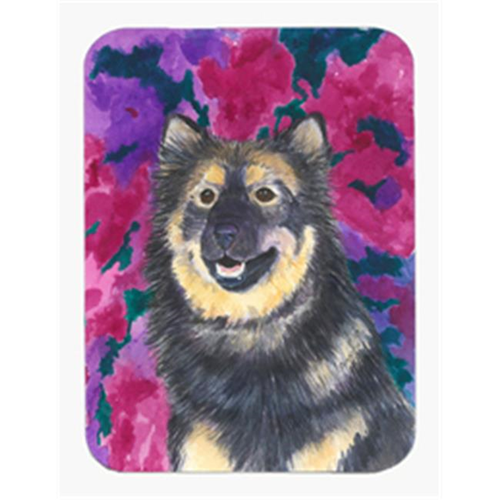 Carolines Treasures SS1063MP 8 x 9.5 in. Finnish Lapphund Mouse Pad Hot Pad or Trivet